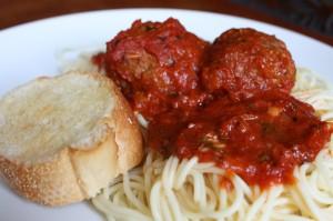 Meatballs and Spaghetti Recipe