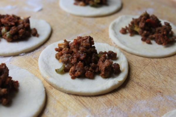 Cajun Meat Pie