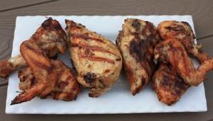 Grilled Ranch Chicken