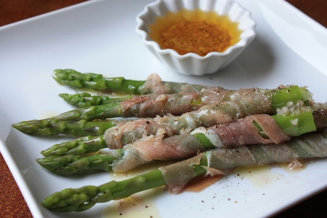 prosciutto-asparagus