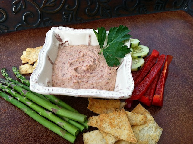 Red Bean Hummus