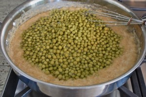 Peas in a Roux