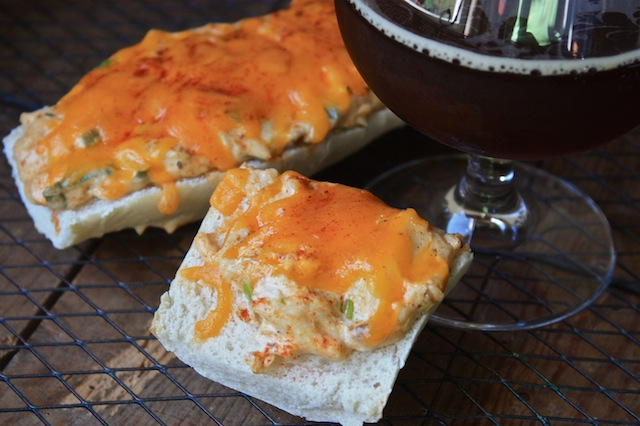 New Orleans Crab Bread Recipe