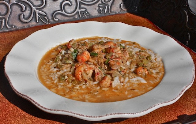 New Orleans Crawfish Etouffee