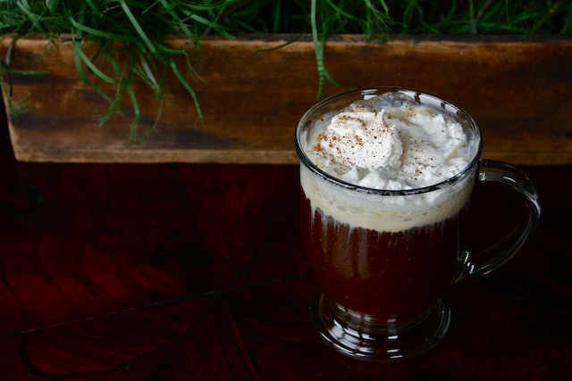 Creole Irish Coffee