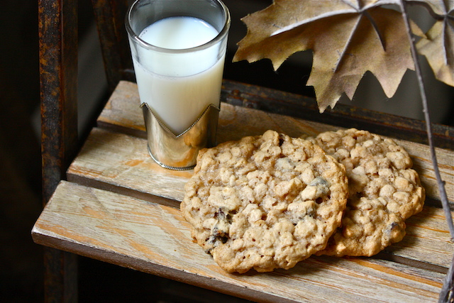 Chewy Oatmeal Cookies Recipes