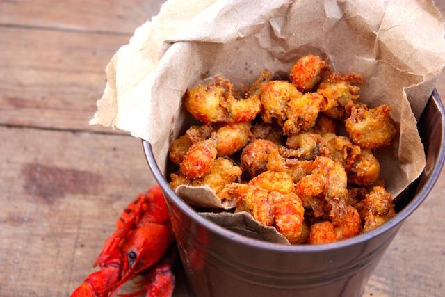 Popcorn Crawfish Recipe